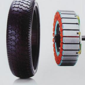 мотор колесо для гироскутера 10,5