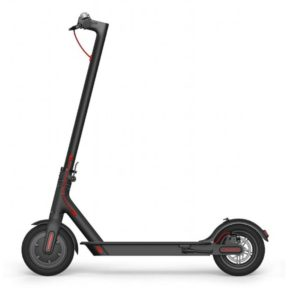 Электросамокат XIAOMI MIJIA ELECTRIC SCOOTER M365 ЧЁРНЫЙ
