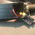 Замена аккумулятора на электросамокатах kugoo